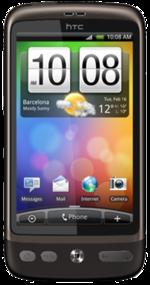 Cyanogenmod ROM HTC Desire (GSM) (Bravo)