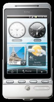 Cyanogenmod ROM HTC Hero (GSM)
