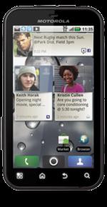 Cyanogenmod ROM Motorola Defy (Jordan)