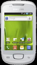 Cyanogenmod ROM Samsung Galaxy Mini (tass)