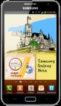 Cyanogenmod ROM Samsung Galaxy Note (Intl) - N7000