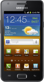 Cyanogenmod ROM Samsung Galaxy R / Z (i9103)