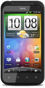 Cyanogenmod ROM HTC Incredible S (Vivo)