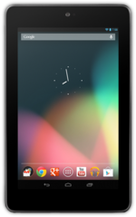 CyanogenMod ROM Google Nexus 7 WiFi (2012 version) (grouper)