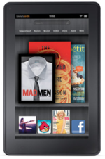 Cyanogenmod ROM Amazon Kindle Fire (1st Gen) (otter)