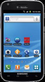Cyanogenmod ROM Samsung Galaxy S II (T-Mobile) (hercules)