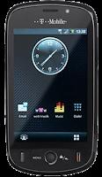 CyanogenMod ROM Huawei Pulse ( T-Mobile ) u8220