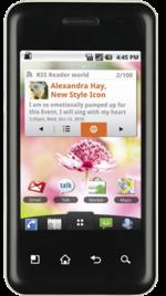 CyanogenMod ROM LG Optimus Chic (e720)