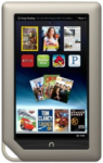 CyanogenMod ROM Barnes & Noble Nook Tablet (acclaim)