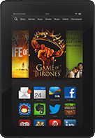 CyanogenMod ROM Amazon Kindle Fire HDX 7 (3rd gen) (thor)