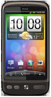 HTC Desire (CDMA) bravoc Cyanogenmod