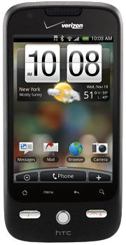 "HTC Eris (""desirec"") Cyanogenmod"