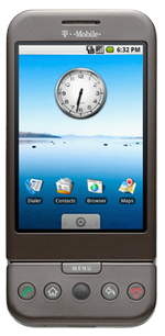 "HTC G1 (""dream_sapphire"") Cyanogenmod"