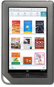 """Barnes & Noble Nook Color (""""encore"""") Cyanogenmod"""