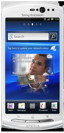 """Sony Ericsson Xperia Neo V (""""haida"""") Cyanogenmod"""