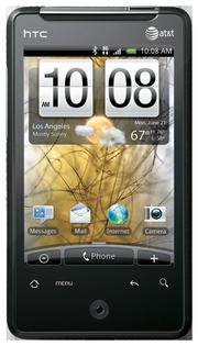 "HTC Aria (""liberty"") Cyanogenmod"