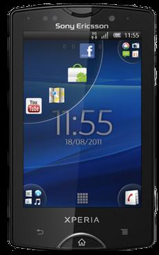 "Sony Ericsson Xperia Mini Pro (""mango"") Cyanogenmod"