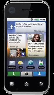 """Motorola Backflip (""""motus"""") Cyanogenmod"""