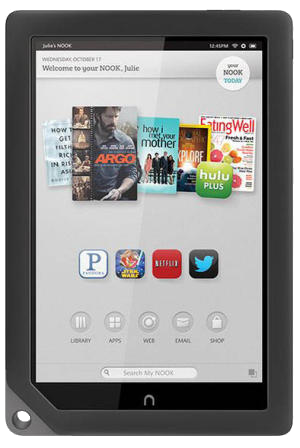 "Barnes & Noble Nook HD+ (""ovation"") Cyanogenmod"