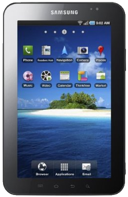 "Samsung Galaxy Tab (CDMA) (""p1c"") Cyanogenmod"