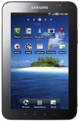 """Samsung Galaxy Tab (P1000L) (""""p1l"""") Cyanogenmod"""