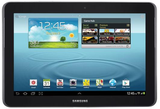 """Samsung Galaxy Tab 10.1 (Verizon) (""""p4vzw"""") Cyanogenmod"""