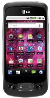 "LG Optimus One (""p500"") Cyanogenmod"