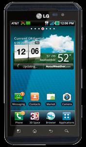 """LG Thrill 4G (""""p925"""") Cyanogenmod"""