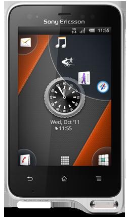 "Sony Ericsson Xperia Active (""satsuma"") Cyanogenmod"