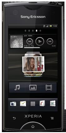 "Sony Ericsson Xperia Ray (""urushi"") Cyanogenmod"