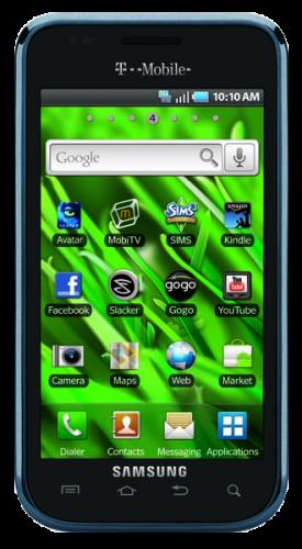 "Samsung Vibrant (""vibrantmtd"") Cyanogenmod"