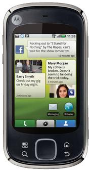 """Motorola Cliq XT (""""zeppelin"""") Cyanogenmod"""