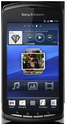 """Sony Ericsson Xperia Play (GSM) (""""zeus"""") Cyanogenmod"""